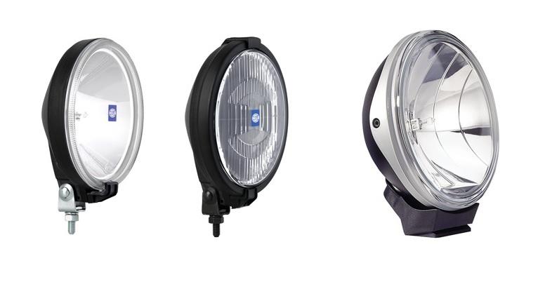 Hella Rallye 1000 Series Driving Lights