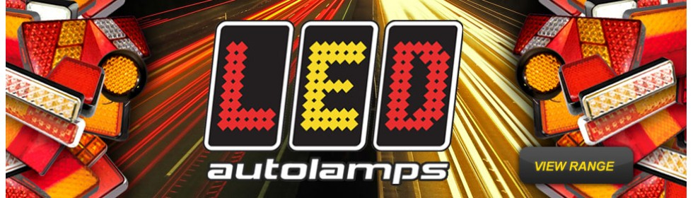 LED Autolamps Work Lights