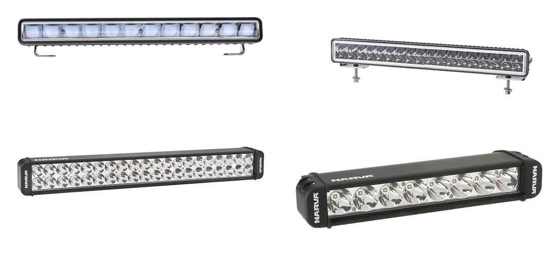 Narva LED Light Bars