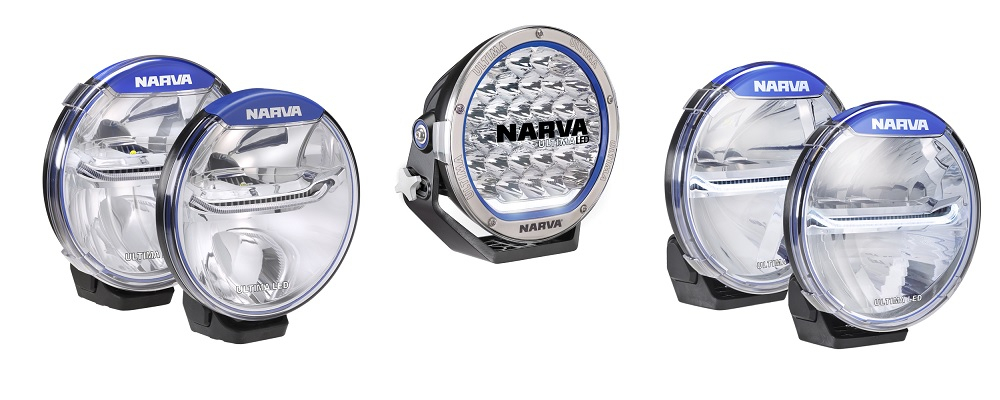 Narva Ultima Driving Lights