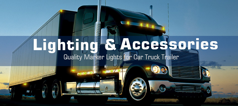 Truck and Trailer Lighting
