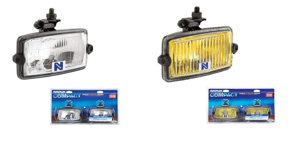 Narva Ultra Compact Lights