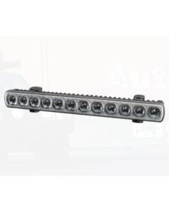 Hella 12 LED Driving Lamp Lightbar Pencil Beam 9-33V 25W