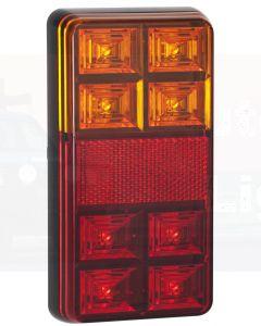 LED Autolamps 151BAR Stop/Tail/Indicator & Reflector Combination Lamp (Bulk Boxed)