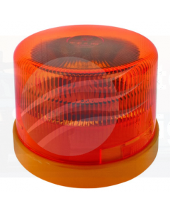 Hella Amber LED Rotating Beacon 10-33V Pole Mount