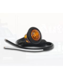 LED Autolamps Marker Lamp- Amber