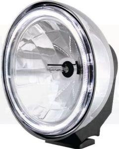 Xray Vision 200 Series Chrome, Pencil Beam, Clear Lens HID 50W