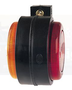 Replacement Red Lens to suit Hella 2032 Side Marker Lamp