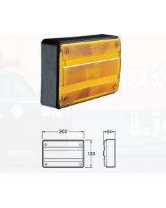 Hella 2144 12V Designline Rear Direction Indicator