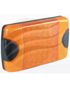 Hella 2151 DuraLed Amber Rear Direction Indicator