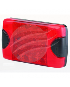 Hella DuraLED LED Stop / Tail Lamp 9 - 33 Volt