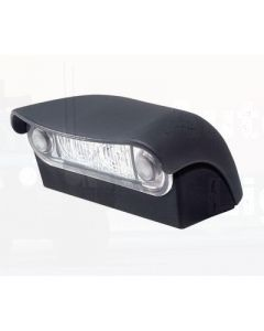 Hella 2559-1DT LED Licence Plate Lamp with Deutsch DT Connector