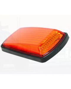 LED Autolamps 3102BM Side Direction Indicator - Black Bracket (Single Bulk Box)