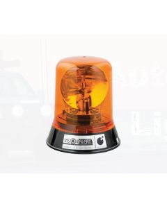 Vision Alert 503001 503 Series Halogen Beacon 3 Bolt - Amber (12V)