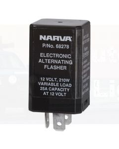 Narva 68278BL Alternating Flasher 12 Volt 3 Pin