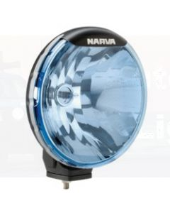 Narva71667BE Ultima 225 Blue Broad Beam Driving Lamp 12 Volt 100W 225mm dia
