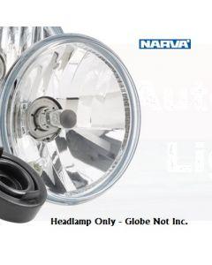 Narva 72012 H1 5 3/4'' (146mm) High Beam Free Form Halogen Headlamp Only