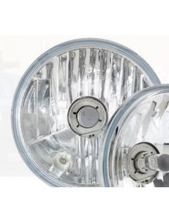 "Narva 72008 H4 5 3/4"" (146mm) High/Low Beam Free Form Halogen Headlamp Only"
