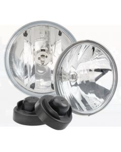 Narva 72014 H1 5 3/4'' (146mm) 12V 100W High Beam Free Form Halogen Headlamp Conversion Kit