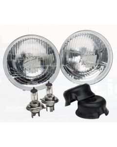 Narva 72048 H4 5 3/4'' (146mm) 12V 60/55W High/Low Beam Halogen Headlamp Conversion Kit