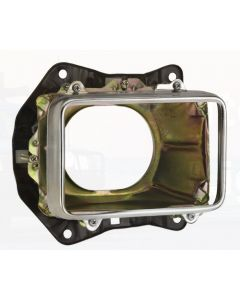 Narva 72194 165 x 100mm Headlamp Housing, Open Back