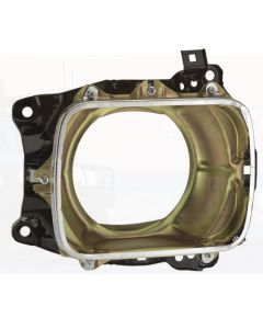 Narva 72198 200 x 142mm Headlamp Housing, Open Back