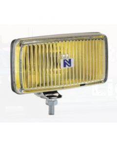 Narva 72255 Maxim 180/85 Yellow Single Fog Lamp 12 Volt 55W Rectangular 180 x 85mm