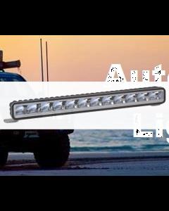 """Narva 72272 Explora L.E.D Light Bar 14"""" Single Row 9-32 Volt 5 Watt"""