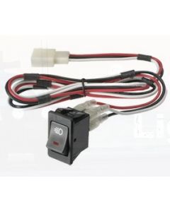 Narva 74410 12V Panel Mount Switch for Wiring Harness