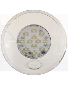 LED Autolamps 79 Series Interior Lamp with on/ off switch (White)