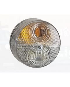 Narva 87280 Front Direction Indicator and Front Position Lamp (Clear)
