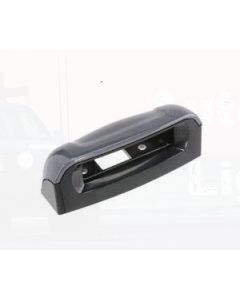 Narva 90896 Model 16 Licence Plate Lamps - Charcoal / Black Licence Plate Lamp Housing