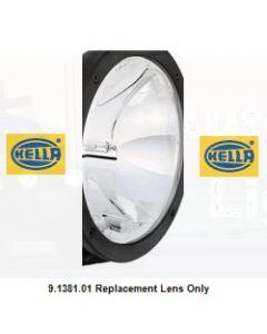 Hella Replacement Pencil Beam Lens & Reflector Insert (9.1381.01)