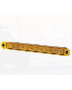 Hella 2156 Matrix Amber LED Rear Direction Indicator 12V DC