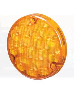 Hella 500 Series LED Front Direction Indicator Module - Amber (2105)