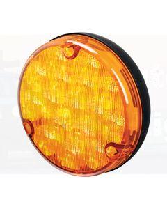 Hella 500 Series LED Rear Direction Indicator - Black (2167)