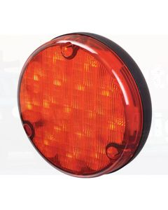 Hella 500 Series LED Stop/ Rear Position Lamp - Black (2367)