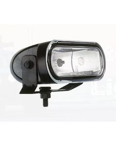 Hella Comet FF 75 Series Fog Lamp Kit - White Optic (5616)