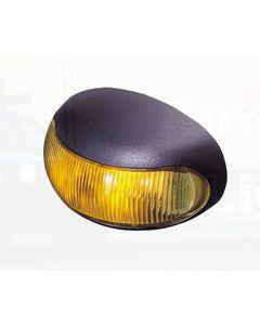 Hella 2026 DuraLed Cab Marker or Supplementary Side Direction Indicator - Amber Illuminated (2026)
