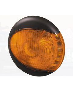 Hella 2133 EuroLED Amber Rear Direction Indicator