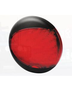Hella EuroLED Stop / Rear Position Lamp - Red, 24V DC (2366-24V)