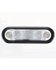 Hella 9.2559.02 LED Licence Plate Lamp Insert