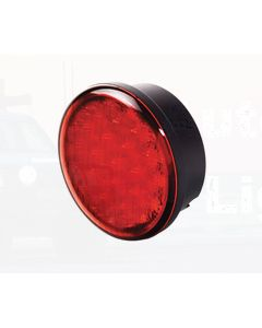 Hella LED Stop / Rear Position Lamp - Red (Blister Pack of 1) (2390BL)