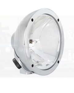 Hella Rallye FF 4000 Compact Chrome Driving Light - Spread Beam (1378CHROME)
