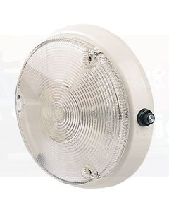 Hella Roof Lamp - Nylon Base, 12V (2617)