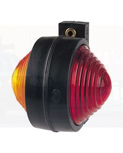 Hella Side Marker or Front Position Lamp - Red / Amber, 12V (2009)