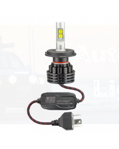 LED Autolamps H4-5000LM H4 Headlight