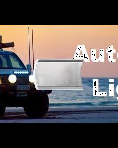 LED Autolamps 285BC Chrome End Cap