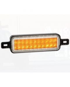 Narva 95202 10-33V L.E.D Front Direction Indicator & Front Position Lamp (Amber / Clear)