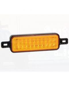 Narva 95200 10-33V L.E.D Front Direction Indicator Lamp (Amber)